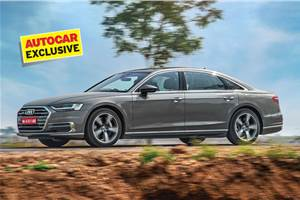 2020 Audi A8 L India review, test drive