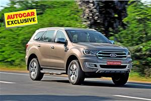 Ford Endeavour 2.0-litre diesel review, test drive