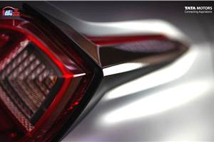 Production-spec Tata Hornbill (H2X) teased ahead of Auto Expo debut