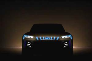 Mahindra Funster to preview next-gen XUV500