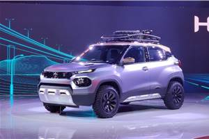 Tata HBX micro SUV concept revealed at Auto Expo 2020