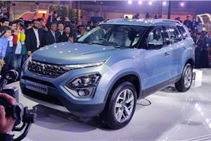 Tata Gravitas India launch before 2020 festive season