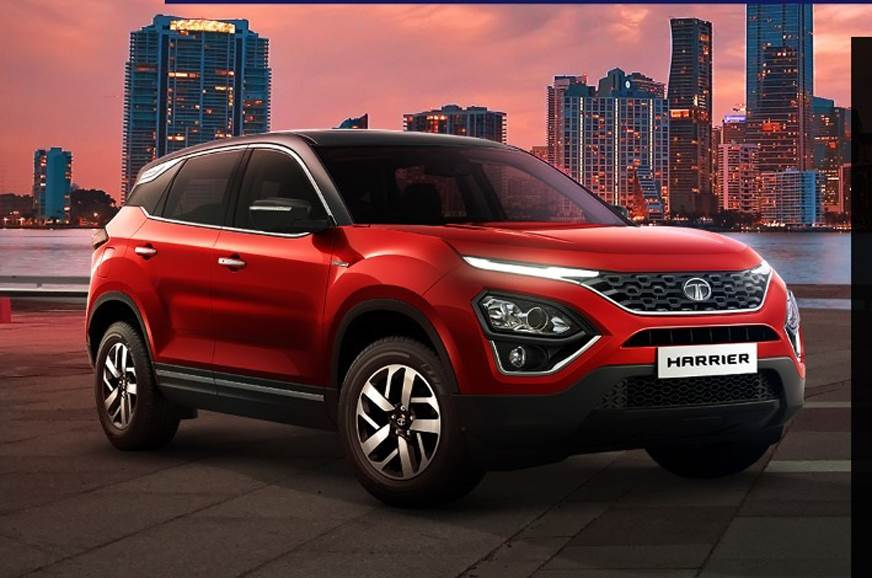 2020 Tata Harrier BS6 automatic range launched at Rs 16.2...