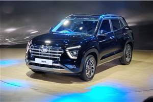 Second-gen Hyundai Creta debuts with radical look
