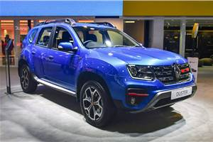 Renault Duster with 156hp 1.3-litre turbo-petrol coming in April
