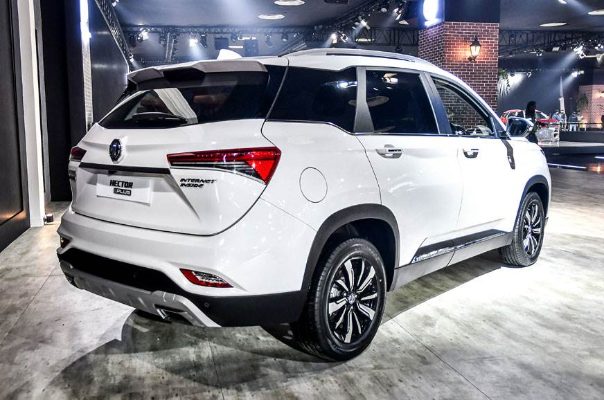 2020 - [Inde] Auto Expo - The Motor Show 2020 ImageResizer.ashx?n=http%3a%2f%2fcdni.autocarindia.com%2fExtraImages%2f20200206044111_MG-Hector-Plus-rear