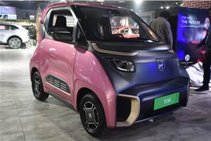 E200 electric car is MG's solution for congested city roads