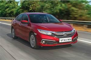 2019 Honda Civic long term review, second report