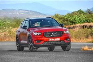 BS6 Volvo cars to be sold at BS4 prices until end-March 2020
