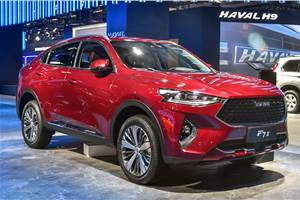Haval F7x brings SUV-coupe looks to the masses