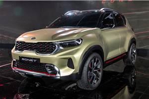 Kia's Sonet aims to go one-up on the Hyundai Venue