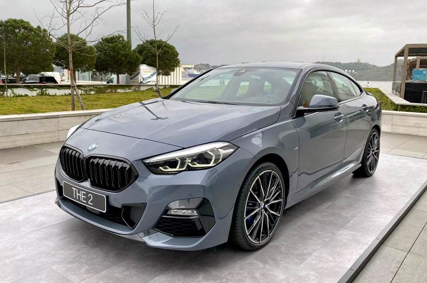 BMW 2 Series Gran Coupé India launch by August 2020