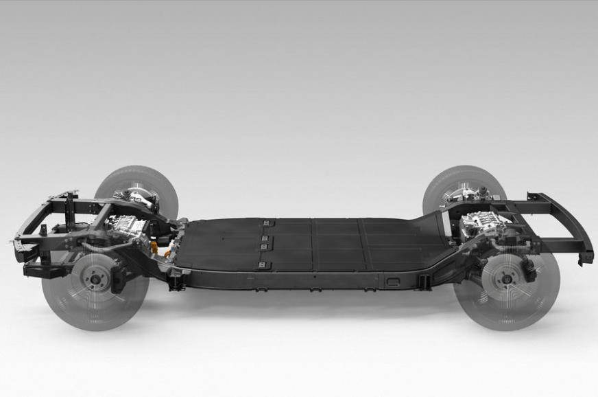Canoo has developed a bespoke EV chassis.