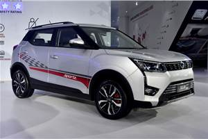 Mahindra XUV300 Sportz gets new mStallion petrol engine