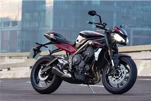 2020 Triumph Street Triple R revealed