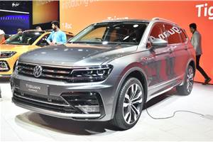 India-spec Volkswagen Tiguan AllSpace details revealed