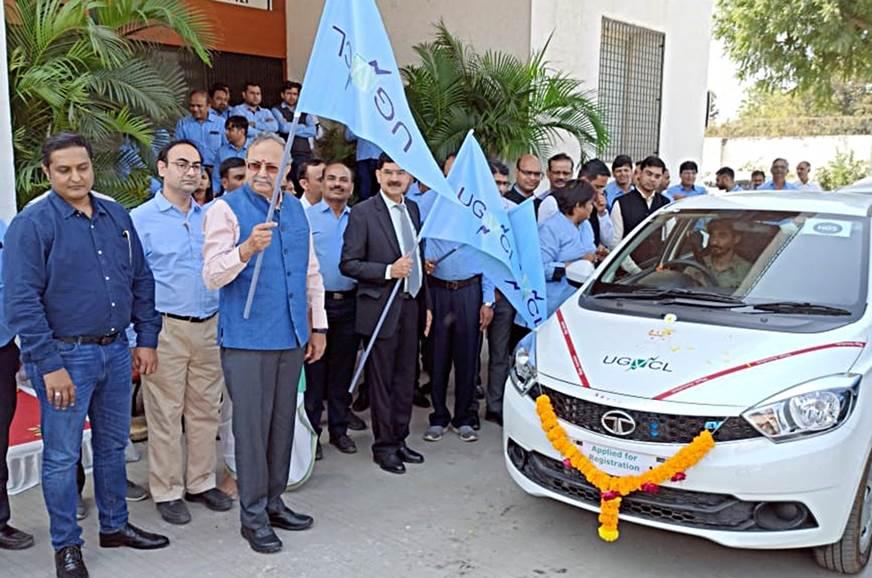 Saurabhbhai Patel, Gujarat Minister of Energy and Mahesh ...
