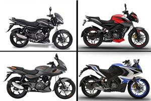 BS6 Bajaj Pulsar range power figures revealed