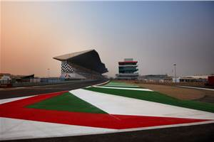 Authorities seal Buddh International Circuit, India's only F1-spec track