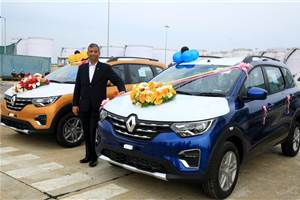 Made-in-India Renault Triber launched in South Africa