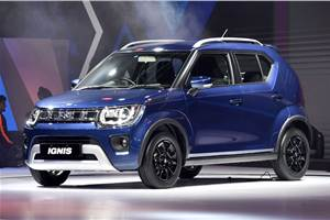 Maruti Suzuki Ignis facelift launched at Rs 4.89 lakh