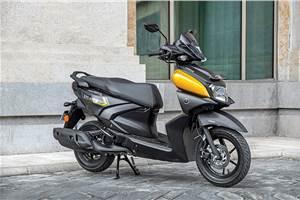 Yamaha Fascino, Ray ZR to use Maxxis tyres
