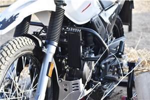 BS6 Hero XPulse 200 gets an oil-cooler