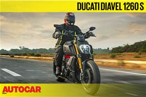 Ducati Diavel 1260 S India video review