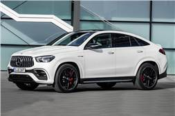 All-new Mercedes-AMG GLE 63 Coupe revealed