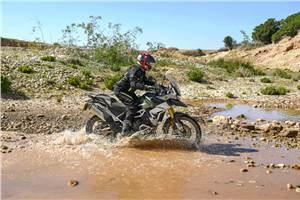 Triumph Tiger 900 GT Pro, Rally Pro review, test ride