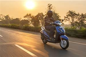 Honda Activa 6G review, test ride