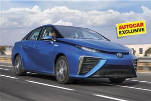 Toyota Mirai review, test drive