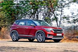 Kia Seltos 1.5 petrol CVT review, test drive