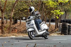 TVS iQube review, test ride