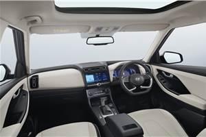 India-spec Hyundai Creta interior revealed; bookings officially open