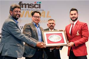 Gill, Karthikeyan, Daruvala honoured at 2020 FMSCI Annual Awards