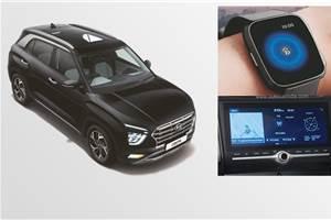 Next-gen Hyundai Creta to feature upgraded Blue Link connected car tech