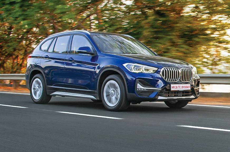 2020 BMW X1 facelift review test, drive
