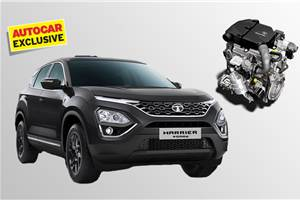 Tata confirms Harrier petrol