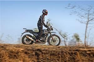 2020 Royal Enfield Himalayan review, test ride