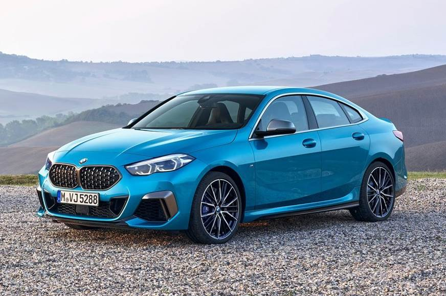 BMW 2 Series Gran Coupe used for representational purposes.