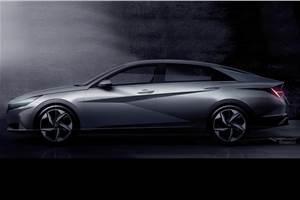 2021 Hyundai Elantra previewed ahead of March 18 debut
