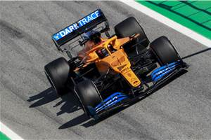 F1: McLaren withdraws from Australian GP after positive Coronavirus test