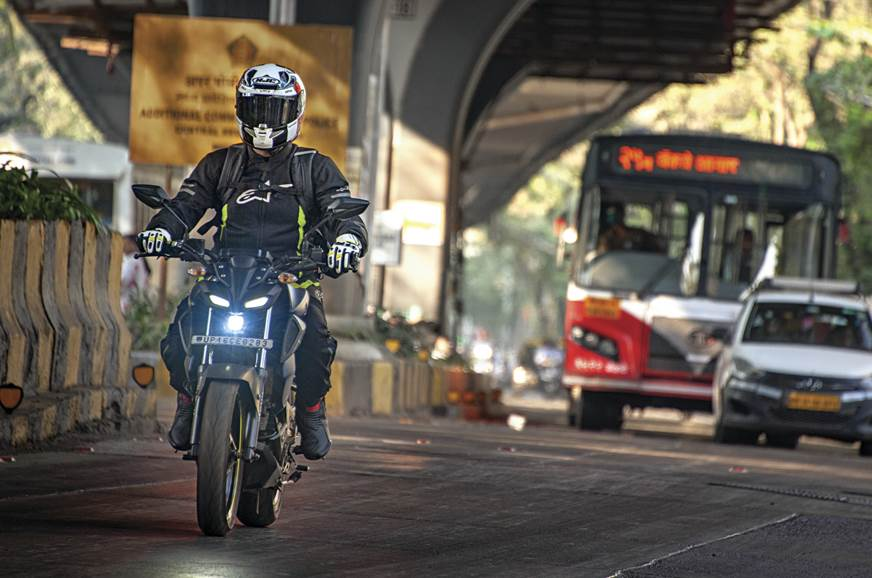 Yamaha MT-15 long term review, first report