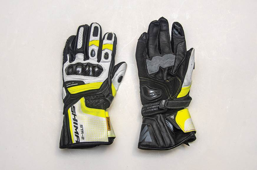 Shima STR-2 gloves review
