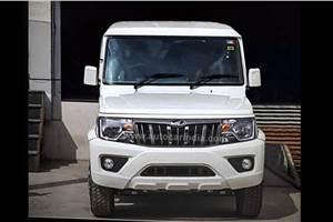 Upgraded, BS6-compliant Mahindra Bolero ready for launch