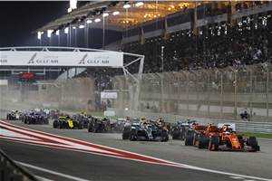 F1 races in Bahrain and Vietnam postponed due to Coronavirus
