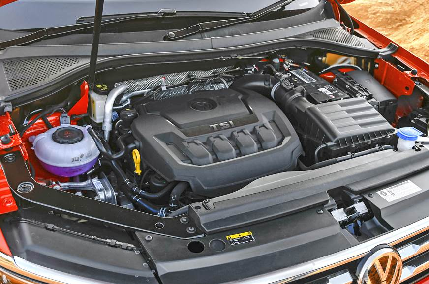 Diesel engine makes way for petrol unit on Allspace.