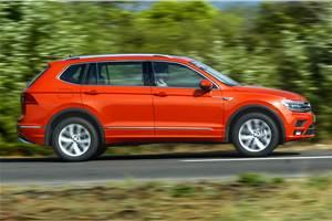 Volkswagen Tiguan Allspace review, test drive