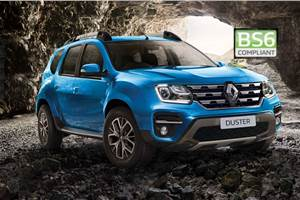 Renault Duster BS6 priced from Rs 8.49 lakh